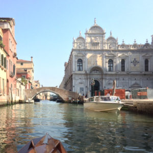 Venice Art Tours - river