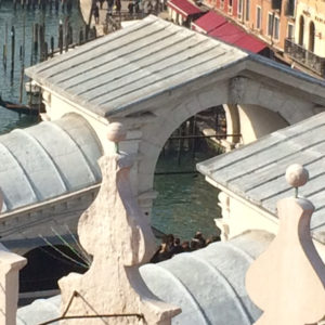 Venice Art Tours - rooftop view